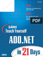 Sams Teach Yourself ADO.NET in 21 Days - Dan Fox.pdf