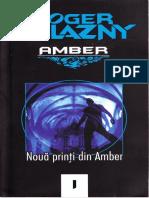Roger Zelazny - Noua Printi Din Amber