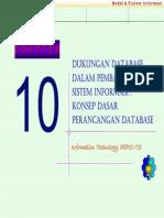 Konsep Perancangan Database