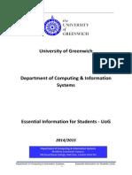 Collabs_Essential Information for Students UoG 1415-V3
