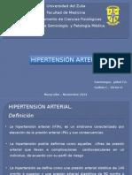 Taller de Semiologia Hipertension Arterial