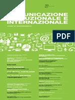 Comunicazione locandina 2015 - Seminario a Udine