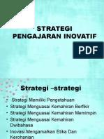 Strategipengajaran Inovatif Presentation
