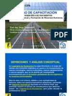 La Ingenieria de Pavimentos_ Córdoba 2008