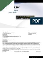 Garmin SL30 Nav Manual