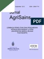 Estimasi Parameter Genetik Dan Kemampuan Berproduksi Performans