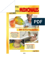 Alimentos Baños Emplastos Licores Medicinales -Jorge Valera - w Vivealnatural Com 668