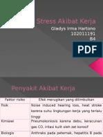 Stress Akibat Kerja
