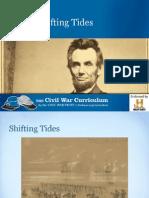 Shifting Tides - PPT
