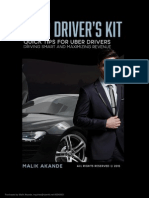 Quick Tips for Uber Drivers – Driving Smart & Maximizing Revenue