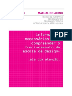 UEMG - Manual Do Aluno