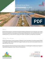 20 Facts About Dwarka Expressway | Dwarka Expressway Status Update 2015
