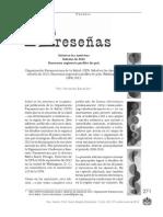 Salud en las Américas y Panorama regional