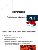 Fisiologia Das Celulas Do Sangue