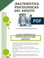 Autoestima en Adultos - Red Chiclayo