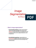 Segmentation by Fitting a Model