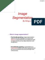 Segmentation by Fitting a Model