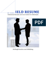 Oilfield Resume eBook