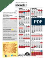 School Calendar Jefferson