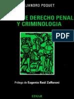 Alejandro Poquet - Temas de derecho penal y criminologia.pdf