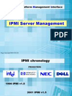 Ipmi Server Management