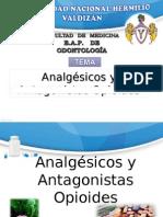 Analgésicos y Antagonistas Opioides 2014.