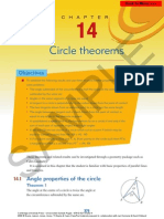Angle Properties of the Circle