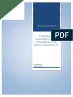 Contratos de Construção e NCRF 19