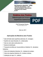 2. FORCAS HIDROSTATICA