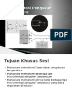 Instrumentasi Pengukur Temperature