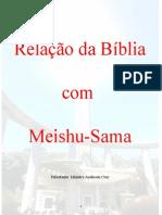 Relacao Da Biblia Com Meishu-Sama