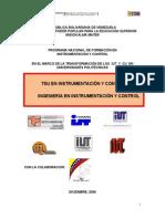 Plan Rector Instrumentacion y Control 15-12-08
