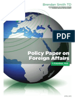 Fianna Fáil Foreign Affairs Policy Paper
