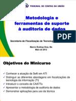 Auditoria de Dados - CAAT