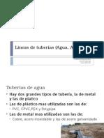 Lineas de Tuberias