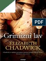 Elizabeth Chadwick - Grimizni Lav