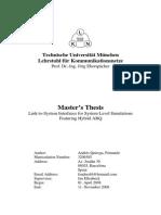 Fernando Andrés Master's Thesis
