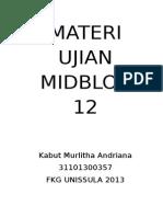 Cover Materi