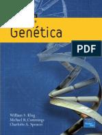 Conceptos de Genetica Klug & Cummings