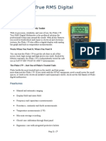 Fluke 179 True RMS-Digital Multimeter