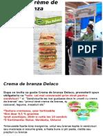 Training Crema de Branza 2015