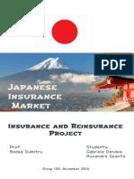 JAPAN Insurance Market
