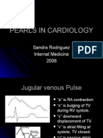 Pearls in Cardiology