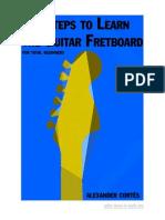 10 Steps Fretboard