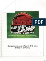 Programadecampamentoparaninosde6 12anos Jurrasiccamp 140430212225 Phpapp01