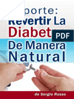 Reporte Revertir La Diabetes de Manera Natural. Sergio Russo FB Bajar de Peso de Manera Natural 12