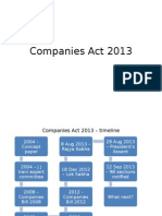 Companies Act 2013 Ppt