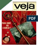 Revista Veja 1968-09-18 Ed 2 Pg 1 Capa