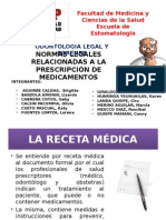 Prescripcion Medica