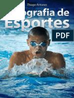 E-Book Fotografia de Esportes Para Iniciantes